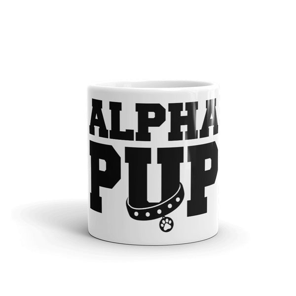 ALPHA Pup Mug - Geared Up Pup