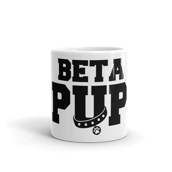 Beta Pup Mug - Geared Up Pup
