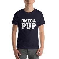 T-Shirt-Omega Pup - Geared Up Pup