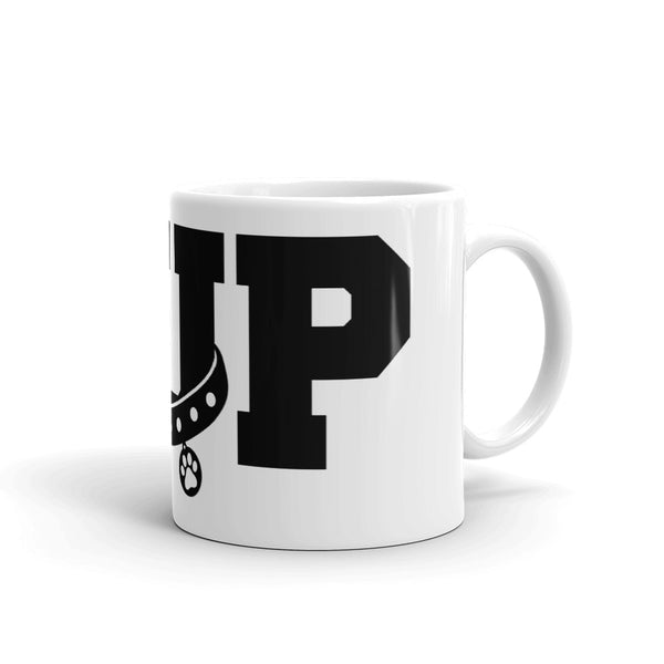 PUP Mug - Geared Up Pup