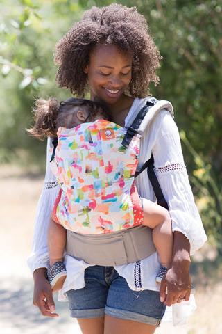 Tula Ergonomic Baby Carrier ~ AQUARELLE