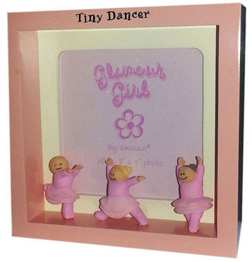 Tiny Dancer Shadowbox Photo Frame