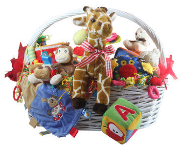 Play Baby Play Giant Toy Gift Basket
