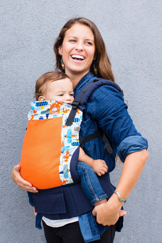 Tula Ergonomic Baby Carrier ~ COAST PILOT