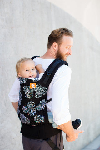 Tula Ergonomic Baby Carrier ~ CONCENTRIC