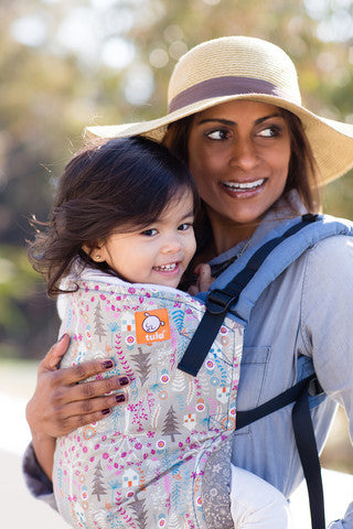 Tula Ergonomic Baby Carrier ~ FOREST HOUSE