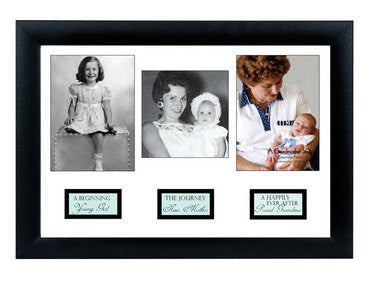 Grandmothers Story of Life Photo Frame