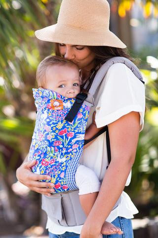 Tula Ergonomic Baby Carrier ~ GARDEN PARTY