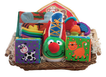 """Little Learner"" Gift Basket"