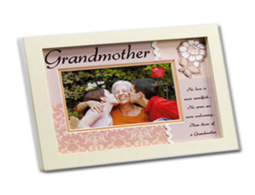 Russ Berrie Grandmother Photo Frame