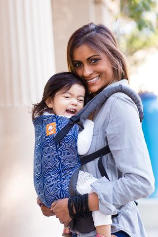 Tula Ergonomic Baby Carrier ~ RIPPLE