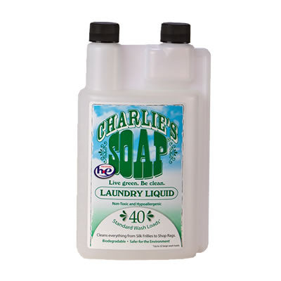 Charlie's Soap Laundry Liquid - 2 pk - 64 oz total