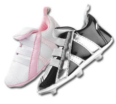 Baby's First Cleats Crib Shoes
