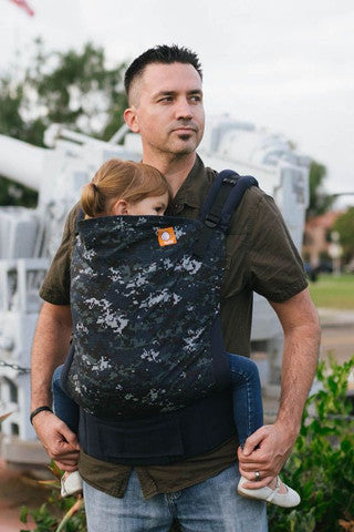 Tula Ergonomic Toddler Carrier ~ FLEET