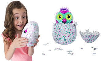 Hatchimals - THE HATCHING TOY THAT TALKS, WALKS & PLAYS GAMES