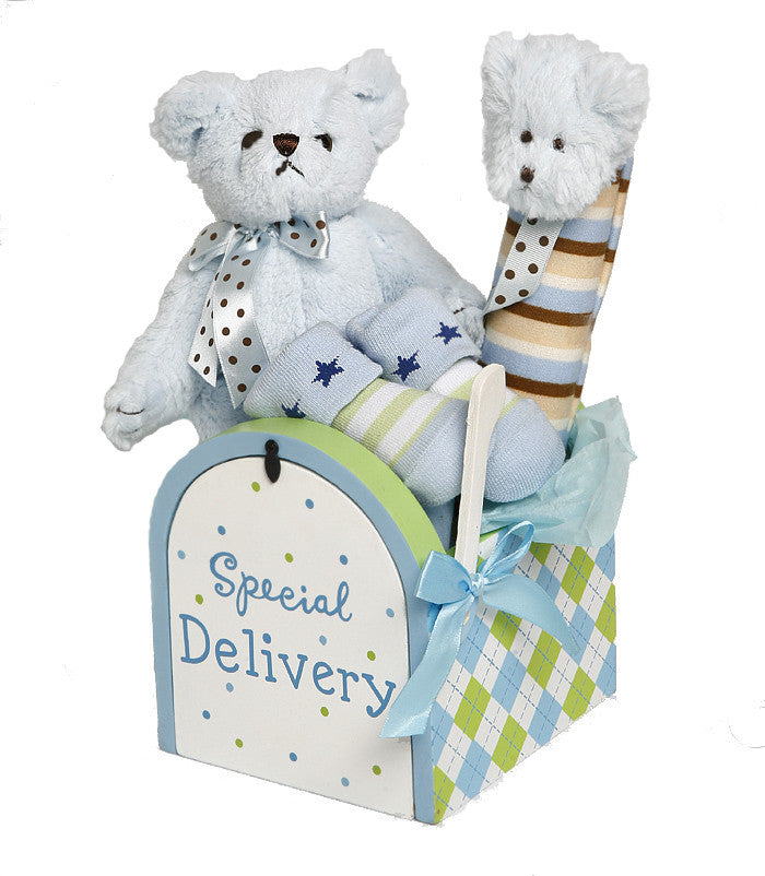 Special Delivery Mail Box Gift Basket