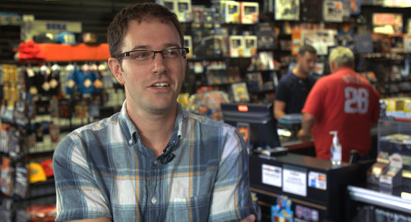 Not for Resale: A Video Game Store Documentary [Blu-ray]