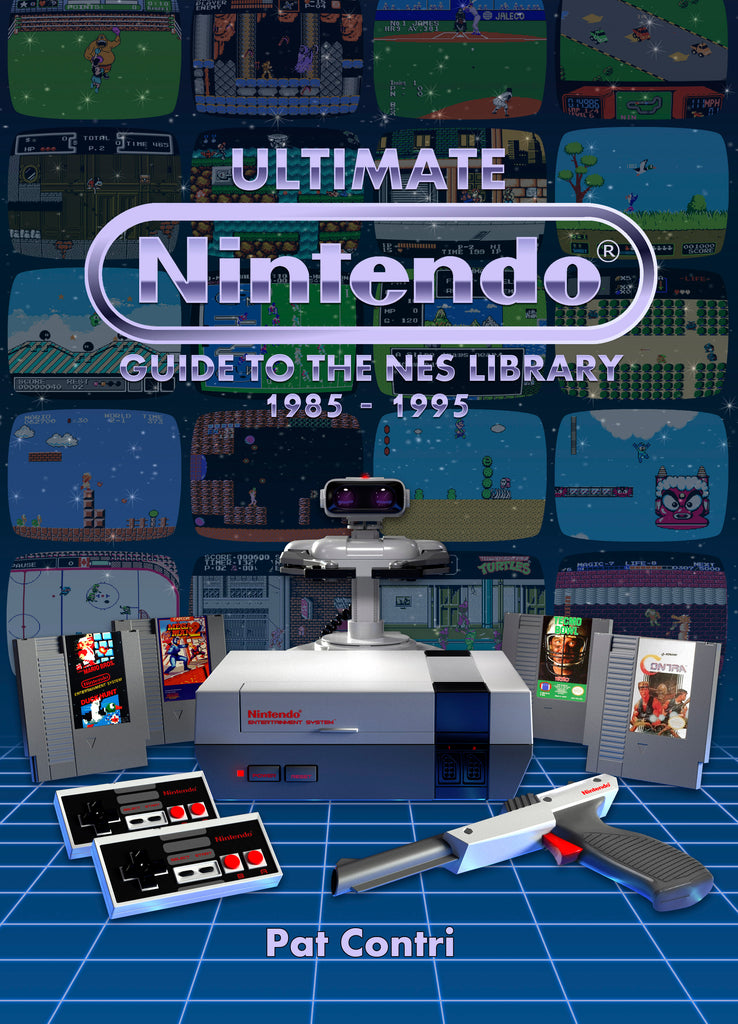 Ultimate Nintendo Guide to the NES Library (3rd Print Hardcover Preorder)