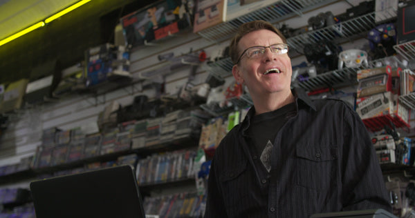 Not for Resale: A Video Game Store Documentary [Digital]