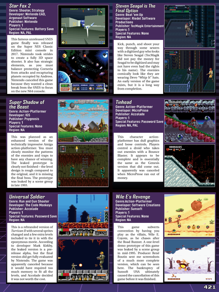 Ultimate Nintendo: Guide to the SNES Library PAL Version