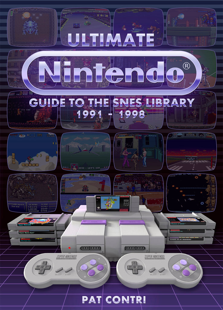 Ultimate Nintendo Guide To The Snes Library Contri Code