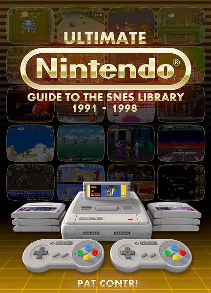 Ultimate Nintendo: Guide to the SNES Library PAL Version (Book Pre-Order) + DIGITAL Combo