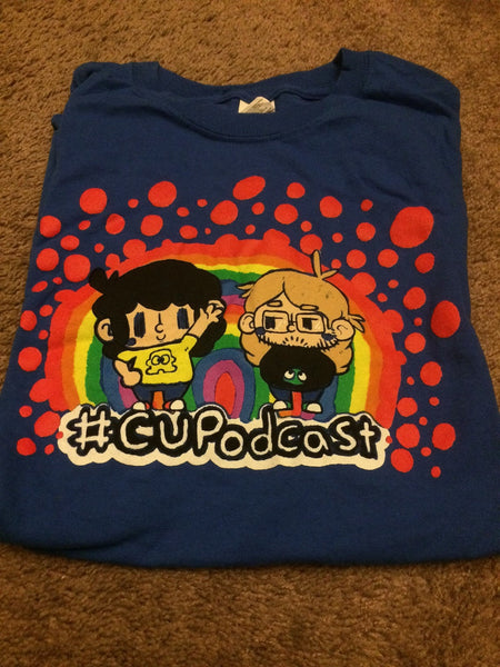 #CUPodcast T-Shirt!