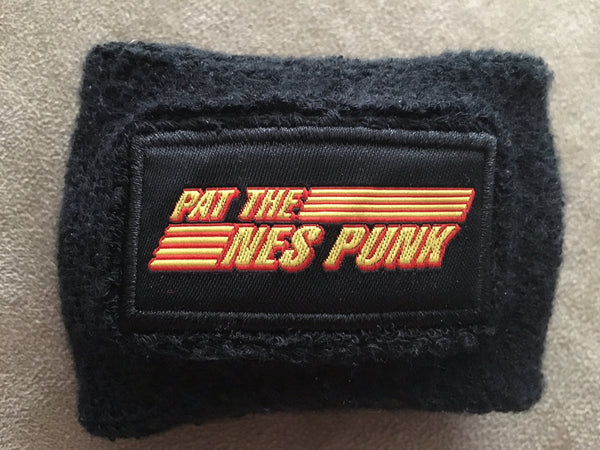 Pat the NES Punk Wristband