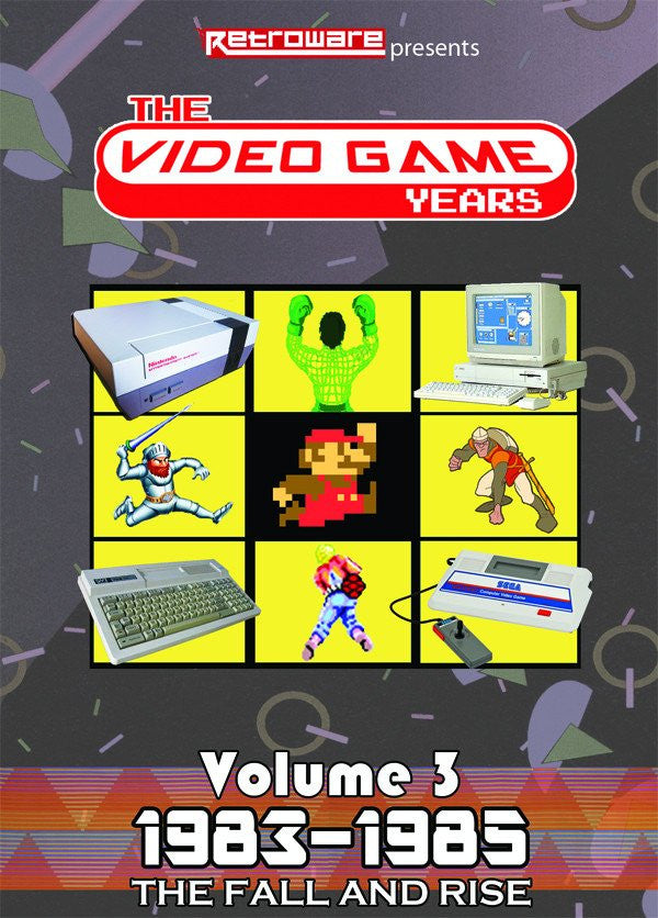 The Video Game Years Vol. 3 DVD