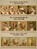 How to use your hair combs