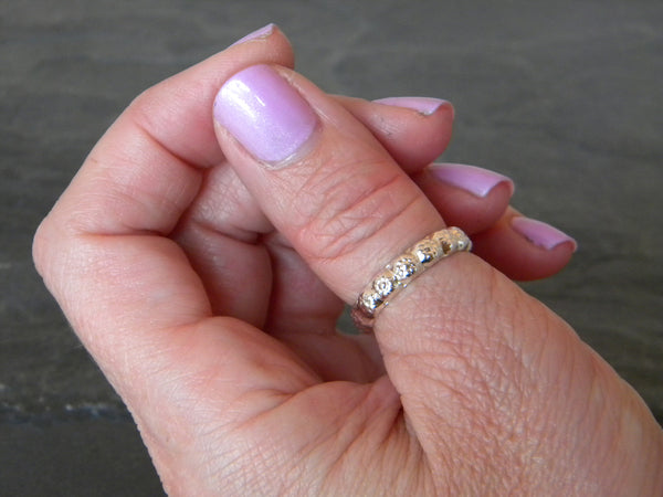 Womens Thumb Ring - Nature Jewelry