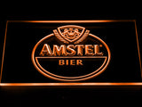 Amstel Beer Bar LED Sign - Orange - TheLedHeroes