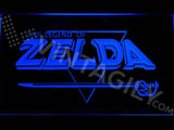 The Legend of Zelda LED Neon Sign USB - Blue - TheLedHeroes