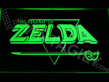 The Legend of Zelda LED Neon Sign USB - Green - TheLedHeroes