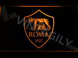 AS Roma LED Sign - Orange - TheLedHeroes