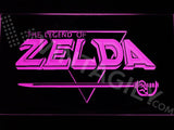 The Legend of Zelda LED Neon Sign USB - Purple - TheLedHeroes
