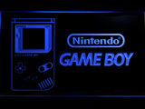 FREE Nintendo Game Boy LED Sign - Blue - TheLedHeroes