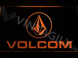 Volcom LED Neon Sign USB - Orange - TheLedHeroes