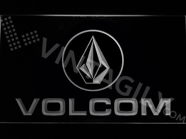 Volcom LED Neon Sign USB - White - TheLedHeroes