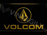 Volcom LED Neon Sign USB - Yellow - TheLedHeroes