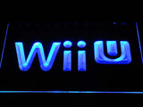 Wii U LED Neon Sign USB - Blue - TheLedHeroes
