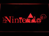 FREE Nintendo LED Sign - Red - TheLedHeroes