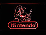 FREE Nintendo Mario LED Sign - Red - TheLedHeroes