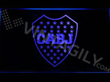 Club Atlético Boca Juniors LED Sign - Blue - TheLedHeroes