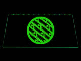 Fallout Bioscience Symbol  LED Sign - Green - TheLedHeroes