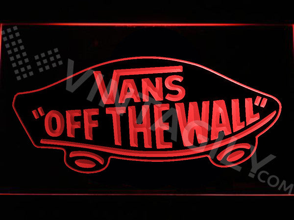 Vans LED Sign   The perfect gift for your room or cave