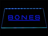 Bones LED Neon Sign USB - Blue - TheLedHeroes