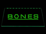 Bones LED Neon Sign USB - Green - TheLedHeroes