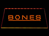 Bones LED Neon Sign USB - Orange - TheLedHeroes