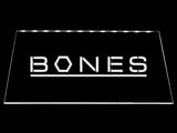 Bones LED Neon Sign USB - White - TheLedHeroes